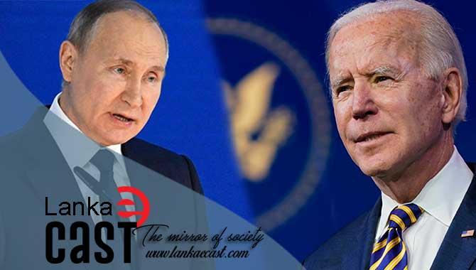 Putin Vs Biden lankaecast