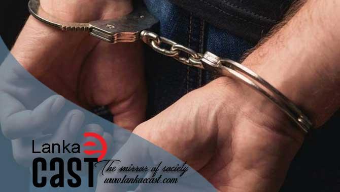 ArrestV lankaecast