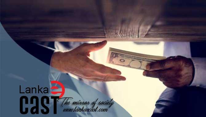 Bribery lankaecast