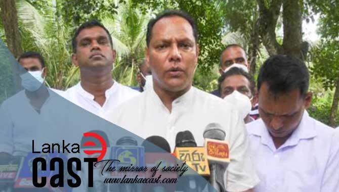 Dayasiri Jayasekara SLFP lankaecast