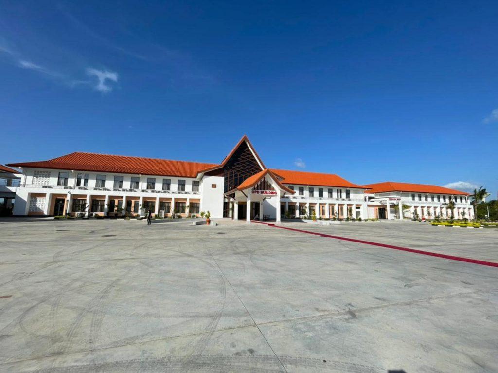 National Nephrology Specialized Hospital in Polonnaruwa 1