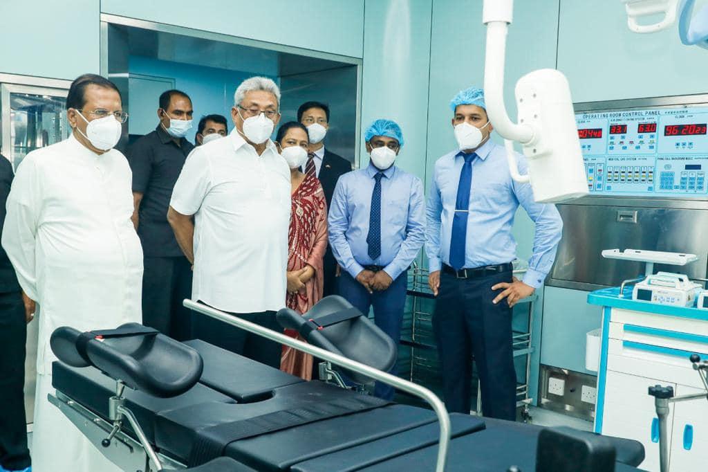 National Nephrology Specialized Hospital in Polonnaruwa 2
