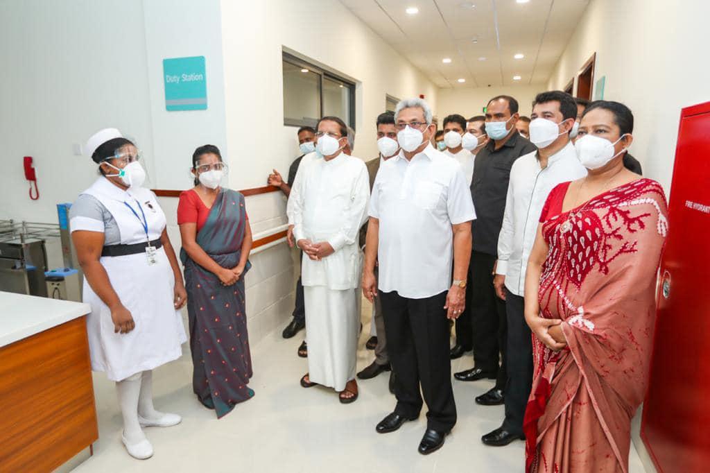 National Nephrology Specialized Hospital in Polonnaruwa 3