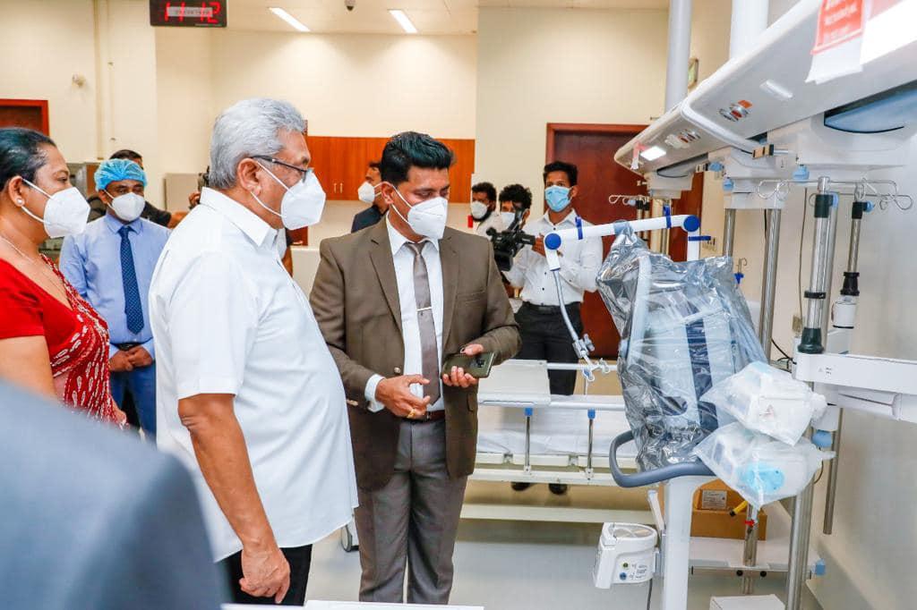 National Nephrology Specialized Hospital in Polonnaruwa 5