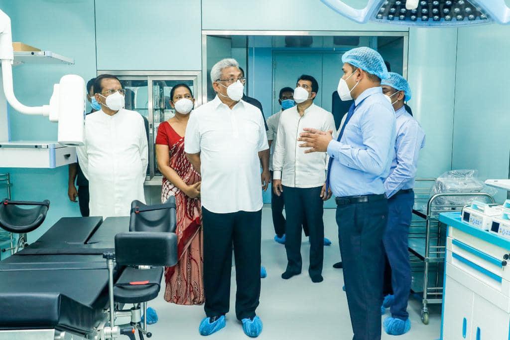 National Nephrology Specialized Hospital in Polonnaruwa 6
