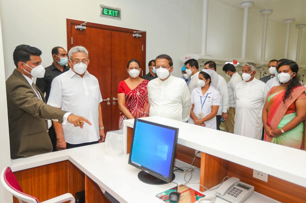 National Nephrology Specialized Hospital in Polonnaruwa 7