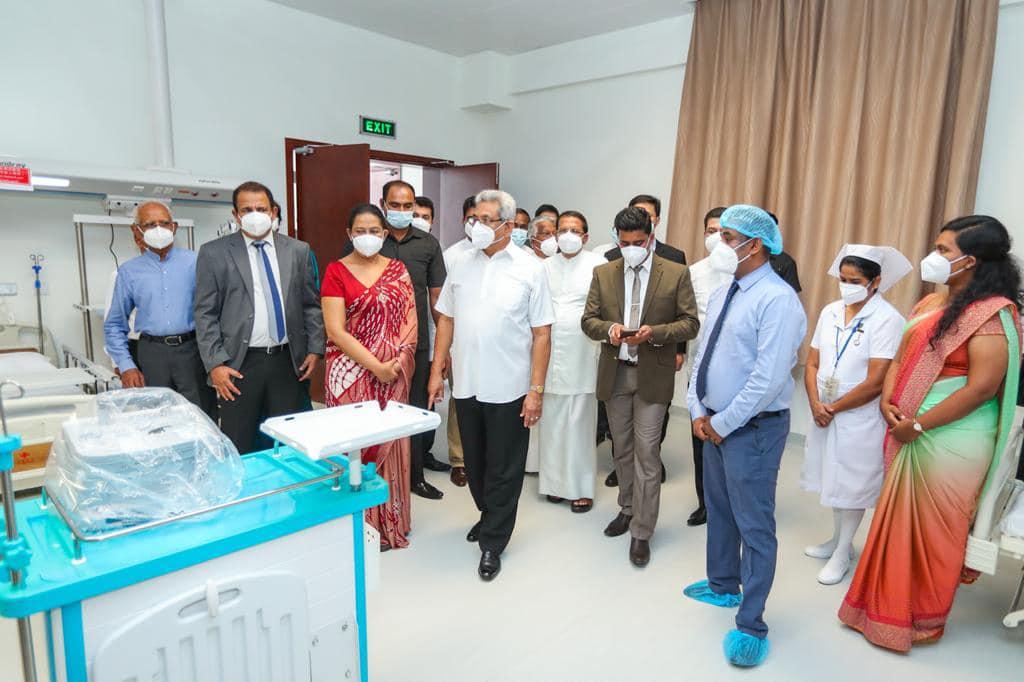 National Nephrology Specialized Hospital in Polonnaruwa 9
