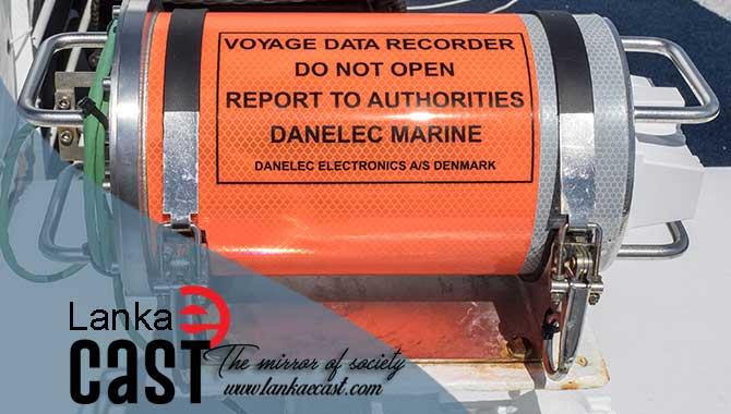 Voyage Data Recorder lankaecast